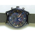 IWC PILOT WATCH パイロットウォッチ クロノグラフ トップガン ミラマー IW388002