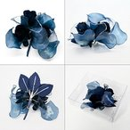 コサージュ 入学式 フォーマル コサージュ 入園式 花 オーガンジー コサージュ ばら 結婚式 fham9003ne