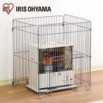 ストーブガード 柵 赤ちゃん ガード 守る 石油ストーブ用 ベビー 安全 STG-580N サークル アイリスオーヤマ