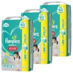 ショッピングパンパース パンパース パンツ オムツ おむつ 3個セット Lサイズ パンパースパンツウルトラジャンボL56枚   P&G (D)
