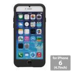 スマホケース カバー iPhone6 6s OZAKI ブラック 黒 ジャケット シリコン OZAKI iPhone 6用ケース O!coat Macaron for iPhone 6 Black ブラック OC563BK
