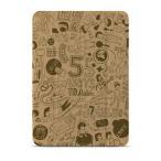 タブレットケース カバー iPad Air OZAKI カーキ 茶 OZAKI iPad Air用ケース O!coat Slim-Y Relax for iPad Air Khaki カーキ OC113KH
