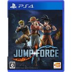JUMP FORCE  PS4 ゲームソフト 中古
