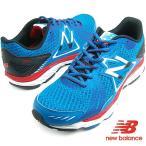 New Balance MEN M670BR5 (2E) ブルー/レッド