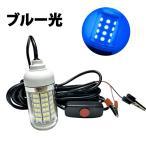 集魚灯LED 水中  ブルー 108 LED 防水 ライト SN-SGT