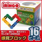 知育玩具 感覚ブロック アイリンゴ 16ピース IR-16N
