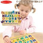 Melissa&Doug(メリッサ&ダグ) サウンドパズル ABC MD340 パズル 英語 ことば 知育玩具 おもちゃ ベビー 赤ちゃん 出産祝い