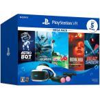 PlayStation VR MEGA PACK プレステVR メガパック 本体