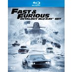 ワイルド スピード オクタロジー Blu-ray SET  初回生産限定