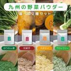 九州産 野菜パウダー 選べる2袋セット 離乳食 介護食 イラストパン 無添加 国産 野菜粉末 ゆうパケットのため代引不可(出荷目安:1〜2週間)