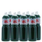 かき氷(カキ氷)シロップ メロン 1.8L×8本
