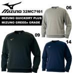スウェット シャツ ミズノ トレーナー 32MC7161 MIZUNO トレーニング ウエア