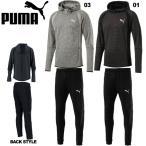スポーツ ウェア プーマ EVOSTRIPE フーディ パンツ 上下 セット 594609-594612 puma スエットタイプ
