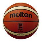 ショッピングモルテン モルテン GL7X /BGL7X-BL Bリーグロゴ入り公式試合球 molten バスケットボール7号球