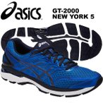 ランニング シューズ アシックス ランシュー ジョギング トレーニング ジム GT-2000 NEW YORK 5 TJG946-4358 asics