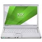 送料無料 12.1型 軽量 中古ノートパソコン Panasonic Let's note CF-NX3  第四世代 i5/8GB/SSD128G/Windows10 Pro 64bit/Office2016 PRO