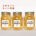 はちみつ 蜂蜜 非加熱 国産ハチミツ 蜂蜜 2020年産愛媛みかんの花100%はちみつ600g×3瓶 お買得 産地直送(沖縄配送不可)