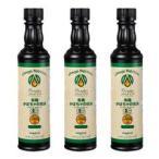 かぼちゃ種油 送料無料  有機JASパンプキンシードオイル(かぼちゃの種油)237ml×3