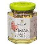 お買得 ハチミツ ローズ230g ゾネントア SONNENTOR オーガニック はちみつ 蜂蜜