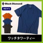 Black Diamond ブラックダイヤモンド メンズ ワッチタワーティー