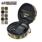 Ballistics バリスティクス ラウンドタフケース BAA-2126 収納ケース ギアケース 小物入れ