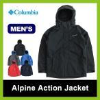 コロンビア アルパインアクションジャケット トップス ジャケット アウター アウター メンズ スノージャケット スキー ウィンタースポーツ オムニヒ フェス