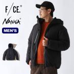 F/CE×NANGA エフシーイー×ナンガ FT ボムジャケット メンズ ダウンジャケット ダウン ジャケット アウター