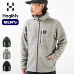 HAGLOFS ホグロフス パイルフード メンズ フーディ フードジャケット フリースジャケット アウター