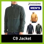 HOUDINI フーディニ C9 ジャケット メンズ 男性用 アウター 防寒 クライミング 登山 バックカントリー ミッドレイヤー
