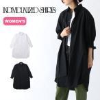individualized shirts インディビジュアライズドシャツ レディース ワイドワンピース(別注品)