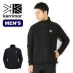 karrimor カリマー トレイルフリース メンズ トレイル フリース ジャケット 男性用 登山 ミッドレイヤー アウトドア 防寒