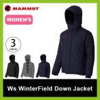 MAMMUT マムート WS ウィンターフィールドダウンジャケット メンズ  男性用 シェル 防寒  登山 アウトドア フェス イベント 音楽 野外