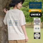 【予約販売】PENDLETON ペンドルトン リミテッドSMUバックプリントTシャツ
