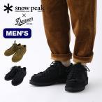 snow peak スノーピーク ダナーフィールドローSP  DANNER FIELD LOW SP メンズ SE-DN006 靴 シューズ スニーカー アウトドア  コラボ