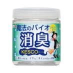 魔法のバイオ 消臭・除菌 KESCO(ケスコ) ゼリータイプ シトラスミント 165g