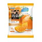◆オリヒロ ぷるんと蒟蒻ゼリー パウチ 温州みかん 20g×6個【6個セット】