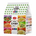 キユーピー ヘルシーキューピー 玄米雑炊(新) 6食セッ