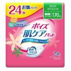 【軽失禁パッド】ポイズ肌ケアパッドスーパーお徳パック 24枚