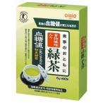 ◆日清オイリオ 食事のおともに食物繊維入り緑茶 6GX60包