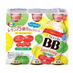 ◆チョコラBBスパーリング キウイ&レモン味 140ml×6本 ※発送まで7〜11日程