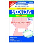 【第3類医薬品】サロンパスAE大判 12枚 【3個セット】