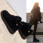 ブーツ レディース 靴 ショートブーツ ムートンブーツ シューズ  ムートンスニーカー  裏起毛 防寒 ボア 暖か 厚底 歩きやすい 疲れない 美脚