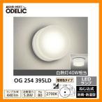 ショッピングLED LED 照明 LED ポーチライト OG 254 395LD LEDライト 外灯 屋外 門灯 ODELIC オーデリック 送料無料