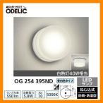 ショッピングLED LED 照明 LED ポーチライト OG 254 395ND LEDライト 外灯 屋外 門灯 ODELIC オーデリック 送料無料