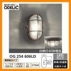 LED 照明 LED ポーチライト OG 254 606LD LEDライト 外灯 屋外 門灯 ODELIC オーデリック 送料無料