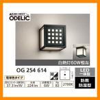 ショッピングLED LED 照明 LED ポーチライト OG 254 614 LEDライト 外灯 屋外 門灯 ODELIC オーデリック 送料無料