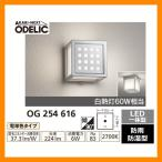 ショッピングLED LED 照明 LED ポーチライト OG 254 616 LEDライト 外灯 屋外 門灯 ODELIC オーデリック 送料無料