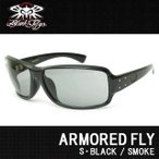 BLACKFLYS ブラックフライ サングラス ARMORED FLY アーマードフライ ブラック