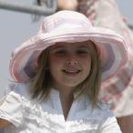 帽子 子供 帽子 キッズ ハット UVカット つば広 帽子 女の子 uv 日よけ 帽子