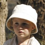 帽子/子供/帽子/キッズ/ハット/UVカット 帽子SB37-CREAM
